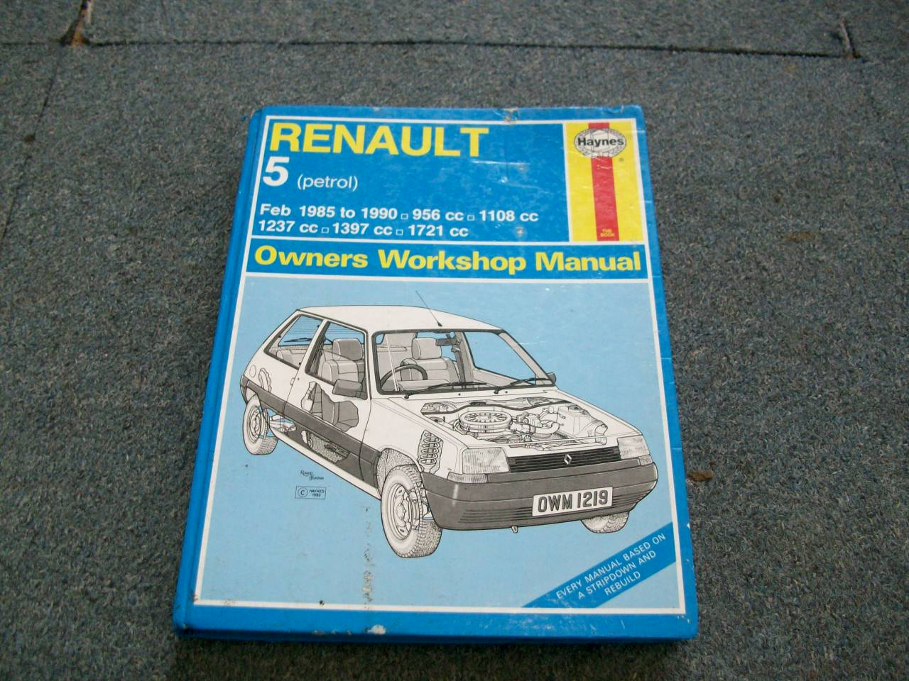 manuals gt turbo spares rh gt turbo spares co uk Haynes Manual for Quads renault 5 haynes manual