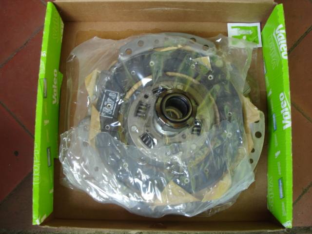 3 PIECES GREEN BOX RENAULT 5 GT TURBO NEW VALEO UPRATED HEAVY DUTY CLUTCH KIT